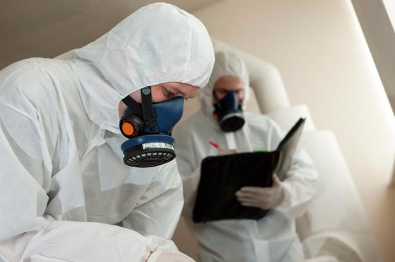 Identifying and Asbestos Testing